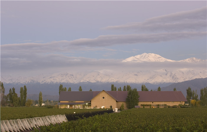 Winery_Andes_Mountain Argentina wine industry