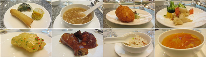Cantonese Food for Orione lunch in Hong Kong