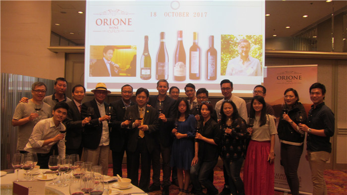 orione hk lunch gruop